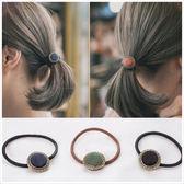 知性氣質寶石手環髮圈-共5色-A11110220-天藍小舖