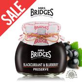 【MRS. BRIDGES】英橋夫人黑加侖藍莓果醬 (小)113g 交換禮物首選 效期2021/02