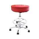GXG 圓凳款 工作椅 (鋁腳+電金踏圈款) 型號T01 LUK