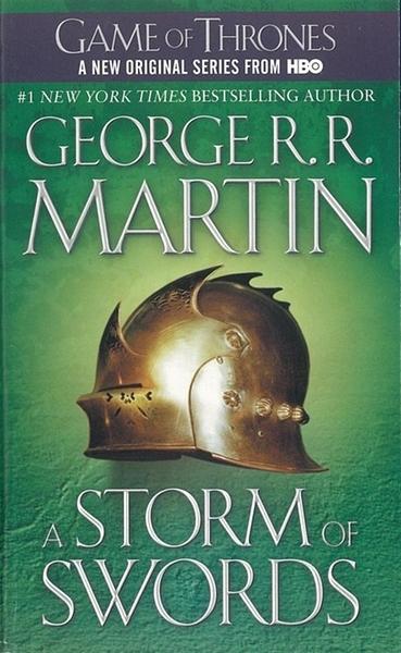(二手書)A Storm of Swords (A Song of Ice and Fire, Book 3)