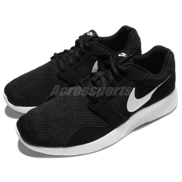 Nike 休閒鞋 Kaishi 黑 白 基本款 黑白 運