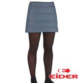 【法國EiDER】女 戶外羽毛裙 夜影 EIV3206