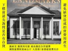 二手書博民逛書店landmarks罕見historic buildings of