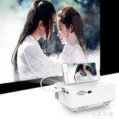 家用高清微型投影機便攜家庭影院  台北日光
