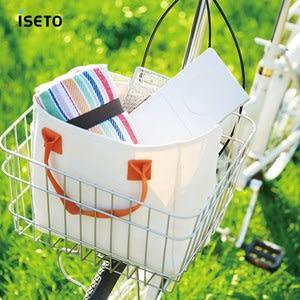 【nicegoods】日本ISETO PICNO連接式戶外野餐桌-1件白