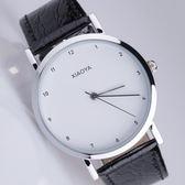 筱雅石英手錶男女士潮流復古皮帶情侶錶男錶 女錶學生休閒良品鋪子