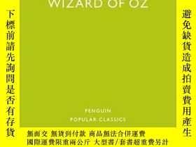 二手書博民逛書店The罕見Wonderful Wizard Of Oz (penguin Popular Classics)Y