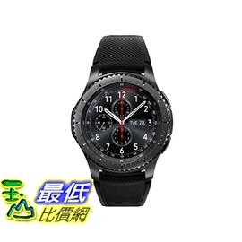 [107美國直購] 手錶 Samsung Gear S3 Frontier Smartwatch (Bluetooth) SM-R760NDAAXAR US Version with Warranty