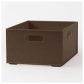 收納盒 四分之一型 N INBOX DBR NITORI宜得利家居