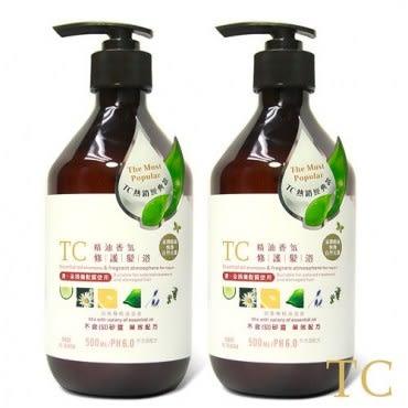 【TC】精油香氛修護髮浴 2入組(500ml)