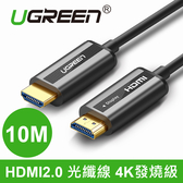 現貨Water3F綠聯 10M HDMI2.0 光纖線 4K發燒級