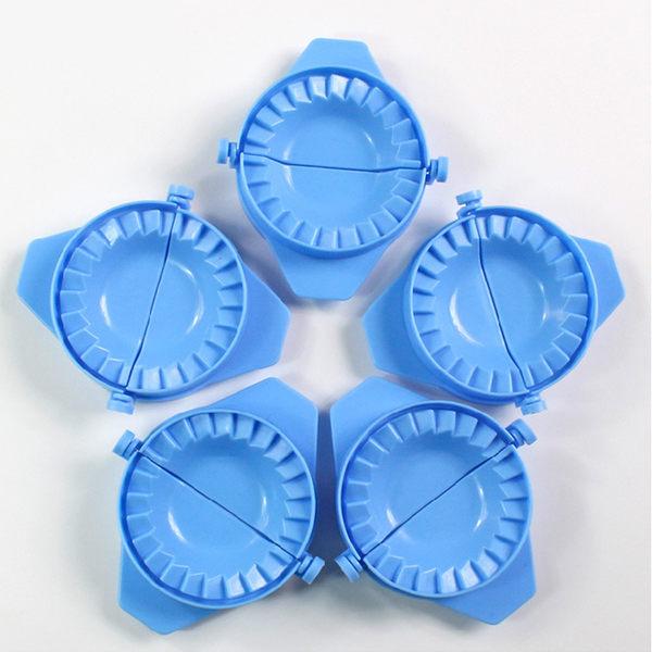 PUSH!廚房用品 快速包餃子器(5入1組)D23
