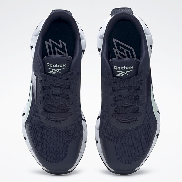 REEBOK ZIG DYNAMICA 女鞋 慢跑 休閒 增高 藍 綠【運動世界】S42638