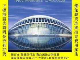 二手書博民逛書店Multivariable罕見Calculus (6th Edition)Y364153 C. Henry E