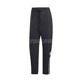 adidas 長褲 Large Logo Track Pants 黑 白 女款 運動褲 專業 運動休閒 【ACS】 GJ6569