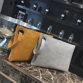 氣質手拿包女2018新款潮時尚韓版個性信封手抓包手包女士手夾包潮