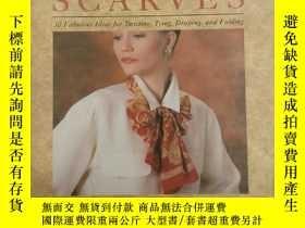 二手書博民逛書店Sensational罕見Scarves: 30 Fabulou
