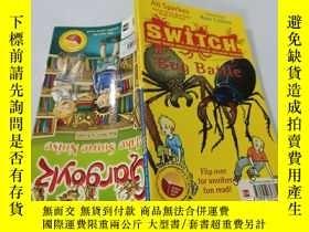 二手書博民逛書店Bug罕見Battle:蟲子大戰.Y200392