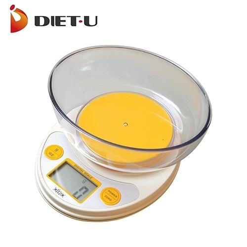 Diet.U 大侑嚴選 廚房料理秤 2kg/2000g Scale