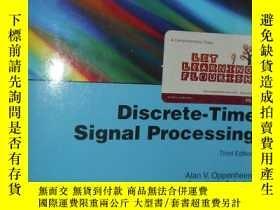 全新書博民逛書店Discrete-TimeSignal Processing 英