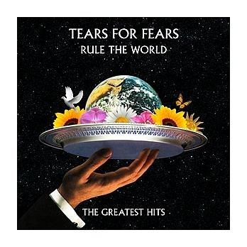 驚懼之淚 主宰世界 金選+新歌 CD Tears For Fears  Rule The World The Greatest Hits 免運 (購潮8)