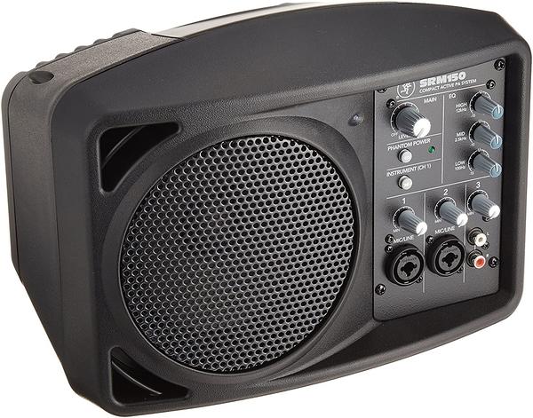 【音響世界】美國Mackie SRM150 5.25吋 150瓦全音域混音型監聽喇叭(公司貨)