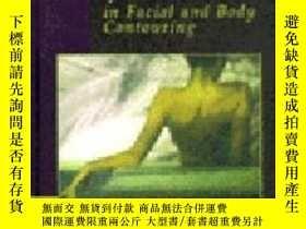 二手書博民逛書店Refinements罕見in Facial and Body Contouring-面部和身體輪廓的改進Y3