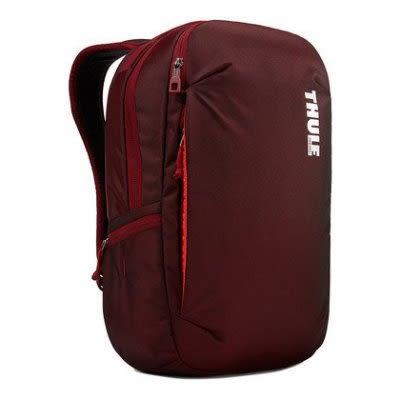 THULE 都樂-Subterra Backpack 23L筆電後背包TSLB-315(忠欣公司貨)-磚紅