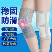 護膝保暖關節膝蓋炎老寒腿男女士冬季老人專用四季防寒棉護腿運動
