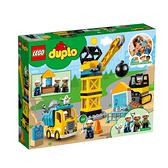 10932【LEGO 樂高積木】Duplo 得寶幼兒系列 - 施工現場組 (56pcs)