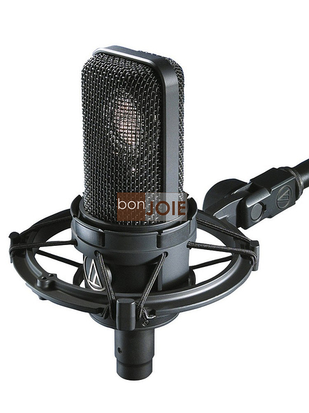 ::bonJOIE:: 日本製 鐵三角 Audio-Technica AT4040 麥克風 (全新盒裝) Cardioid Condenser Microphone MIC