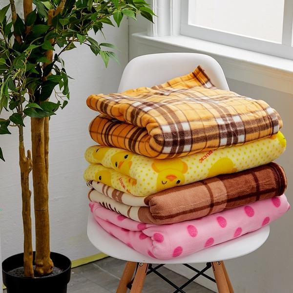 毯子 / 毛毯【懶人毯-四款可選】加厚處理  柔軟舒適  戀家小舖台灣製