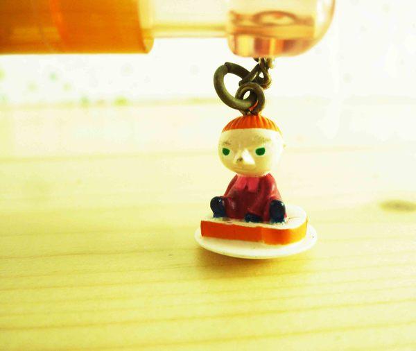 【震撼精品百貨】慕敏嚕嚕米家族_Moomin Valley~造型原子筆-小不點橘