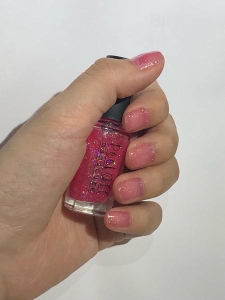日本Lucky Peel off 簡便安心可剝式指甲油 - 溫暖的華麗 TMPO-1704