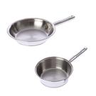 巴西TRAMONTINA單柄湯鍋20CM(2.2L)+煎鍋24CM