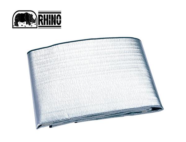 丹大戶外【RHINO】犀牛 PE發泡鋁箔睡墊 Sleeping Mat 1人墊 長180 x 寬50cm 911