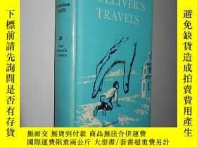 二手書博民逛書店Gulliver s罕見Travels by Jonathan