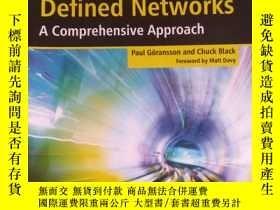 二手書博民逛書店Software罕見Defined Networks:A Com