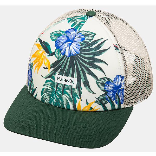 Hurley W OAO SMALL BOX TRUCKER HAT SAIL 棒球帽(男/女)