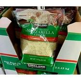 [COSCO代購 需低溫宅配] C1100270 科克蘭摩佐拉乾酪絲 1.13公斤 X 2包