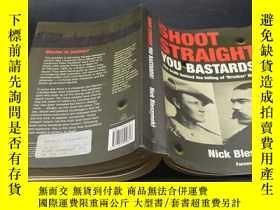 二手書博民逛書店SHOOT罕見STRAIGHTY20092 出版2002