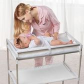 尿布台嬰兒護理台床上尿布台便攜尿布台收納尿布台嬰兒護理台簡易 IGO