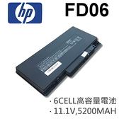 HP 6芯 FD06 日系電芯 電池 538692-351 538692-541 577093-001 580686-001 FD06 FD06057 HSTNN-E02C HSTNN-E03C HSTNN-F09C