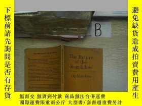 二手書博民逛書店THE罕見RETURN OF THE RAGPICKER拾荒者的歸來(23)Y261116