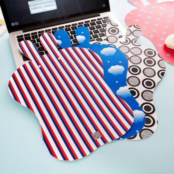 [超豐國際]可愛小號鼠標墊隔熱墊桌墊創意辦公室電腦卡通游戲鼠標墊子