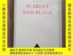 二手書博民逛書店Scarlet罕見And Black 紅與黑 Stendhal 司湯達 everymans library 人人文