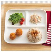 餐盤 A16962 白色系餐具 NITORI宜得利家居