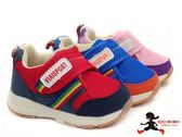 網布透氣兒童鞋機能鞋/運動鞋22-27