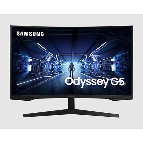 三星 Samsung 32型 C32G55TQWC 1000R 2K 144Hz Odyssey G5 曲面電競顯示器 螢幕