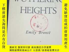 二手書博民逛書店ZEPHYR罕見BOOKS : Wuthering Height